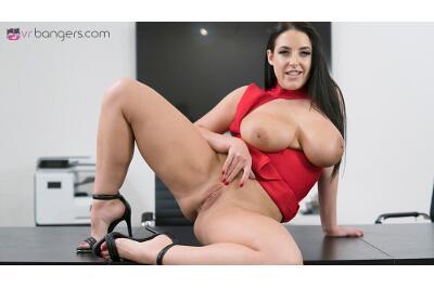 Laid Off - Angela White - VR Porn - Image 44