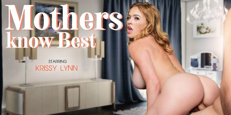 Mothers Know Best feat. Krissy Lynn - VR Porn Video