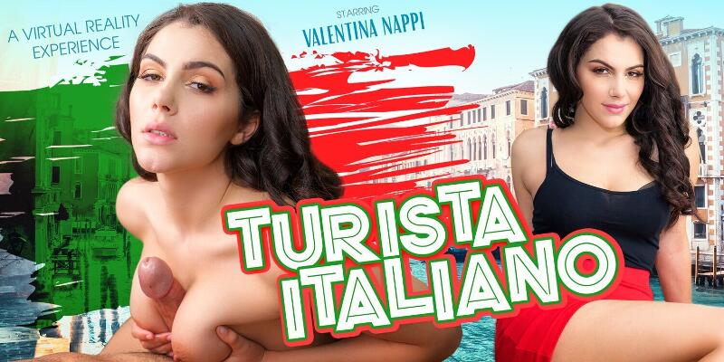Turista Italiano feat. Valentina Nappi - VR Porn Video