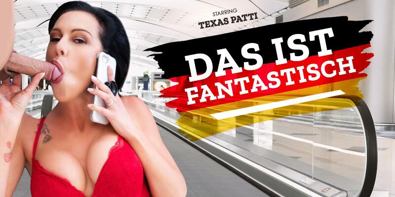 Das Ist Fantastisch feat. Texas Patti - VR Porn Video