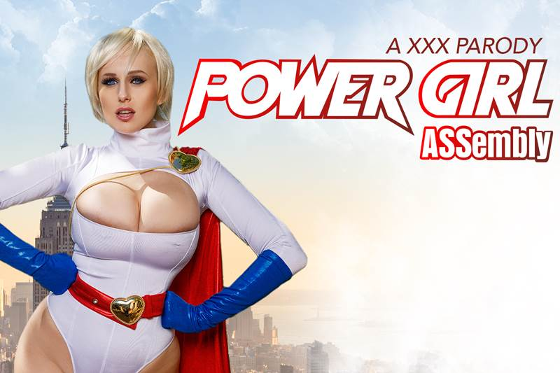 Powergirl ASSembly A XXX Parody feat. Angel Wicky - VR Porn Video