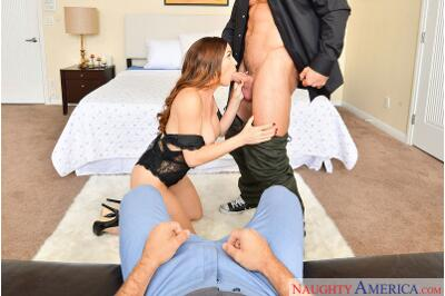Fuck My Wife - Chad White, Diamond Foxxx, Johnny Castle - VR Porn - Image 13