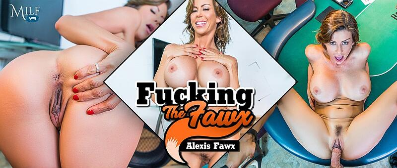 Fucking the Fawx feat. Alexis Fawx - VR Porn Video