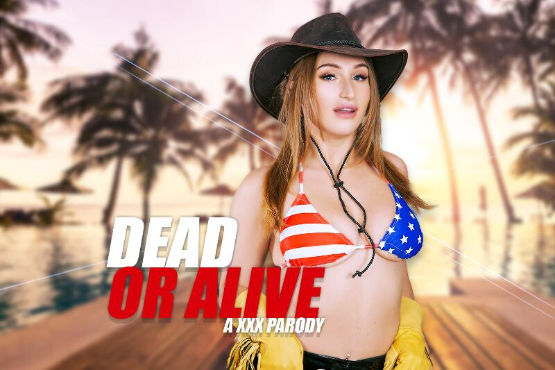 Dead Or Alive A XXX Parody feat. Skylar Snow - VR Porn Video