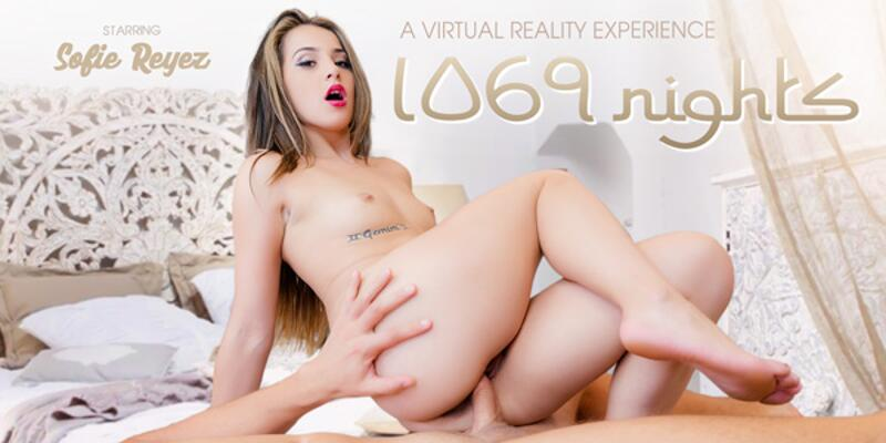 1069 Nights feat. Sofie Reyez - VR Porn Video