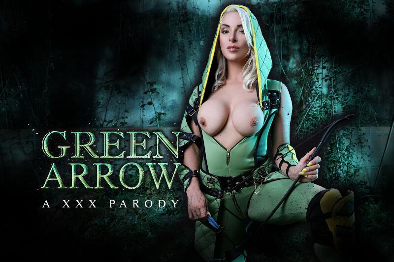 Green Arrow A XXX Parody feat. Victoria Summers - VR Porn Video