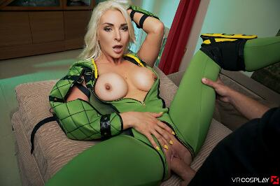 Green Arrow A XXX Parody - Victoria Summers - VR Porn - Image 10
