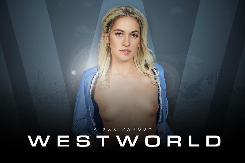 Westworld A XXX Parody feat. Khloe Kapri - VR Porn Video