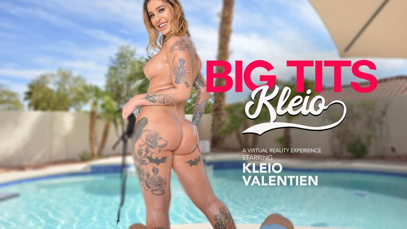 Big Tits feat. Kleio Valentien, Johnny Castle - VR Porn Video