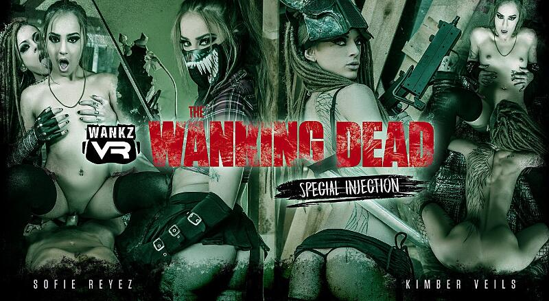 The Wanking Dead: Special Injection feat. Kimber Veils, Sofie Reyez - VR Porn Video