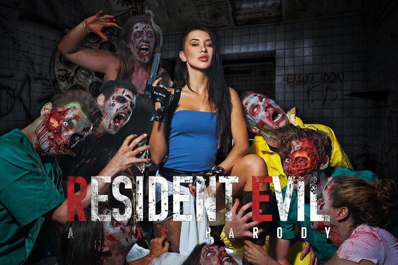 Resident Evil A XXX Parody feat. Katrin Tequila - VR Porn Video