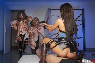 Resident Evil A XXX Parody - Katrin Tequila - VR Porn - Image 19