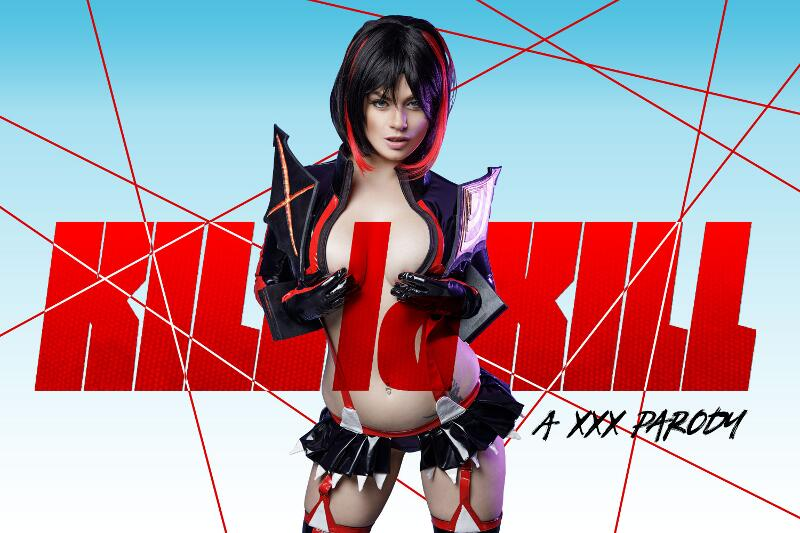 Kill La Kill A XXX Parody feat. Lucia Love - VR Porn Video