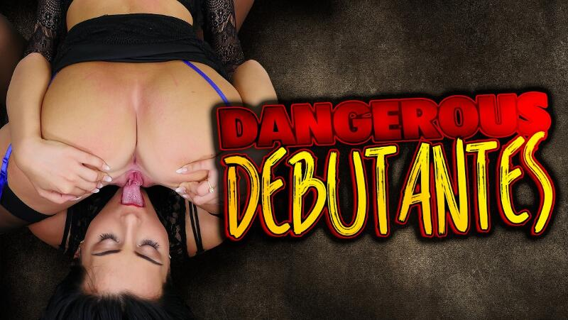 Dangerous Debutantes feat. Anna Rose, Karol Lilien - VR Porn Video