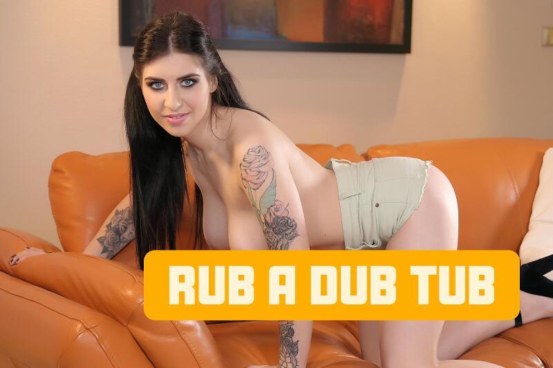 Rub A Dub Tub feat. Sheril Blossom - VR Porn Video