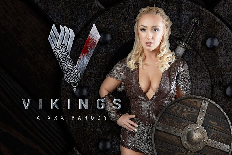 Vikings A XXX Parody feat. Amber Deen - VR Porn Video