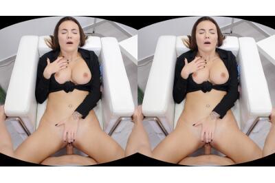 Cutie Treats Boyfriend's Sexual Apathy - Vanessa Decker - VR Porn - Image 6