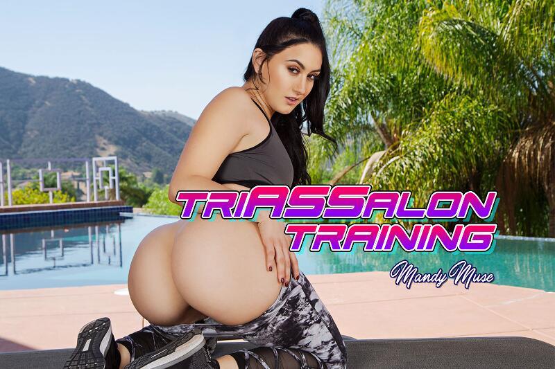 Triassalon Training feat. Mandy Muse - VR Porn Video