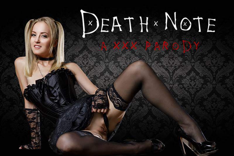 Death Note XXX Parody feat. Sicilia Model - VR Porn Video