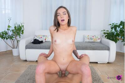 Young And Horny on VR Casting - Ofelia Trimble - VR Porn - Image 6