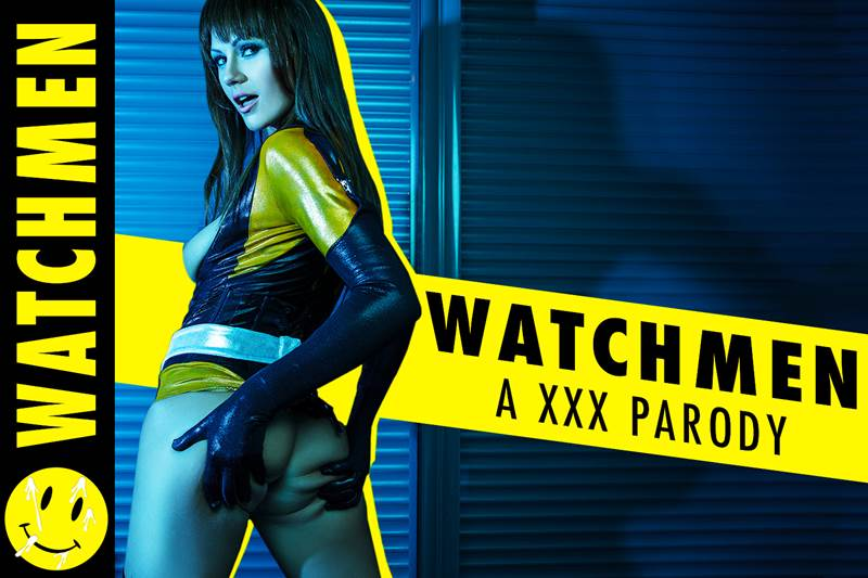 Watchmen XXX Parody feat. Tina Kay - VR Porn Video