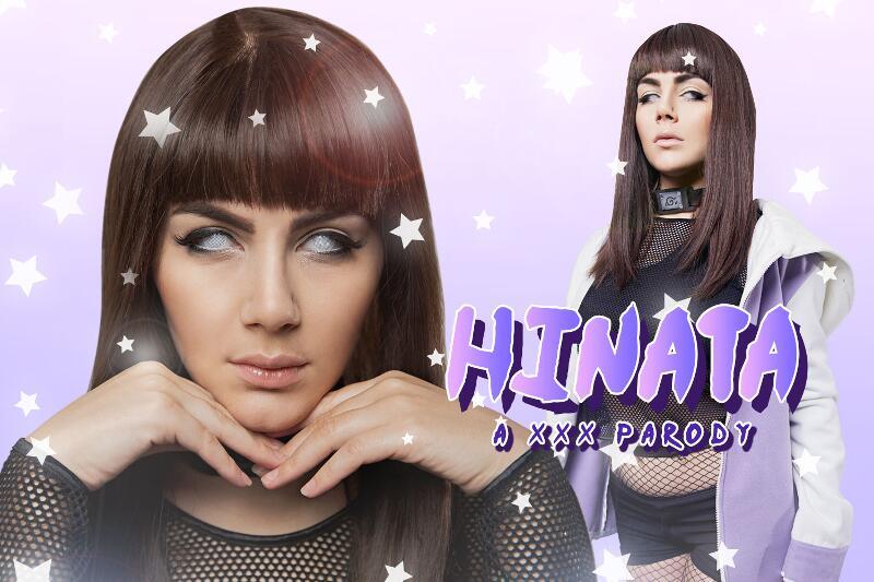 Naruto: Hinata A XXX Parody feat. Valentina Nappi - VR Porn Video