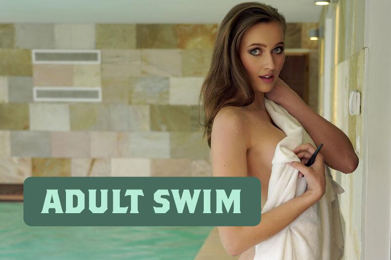 Adult Swim feat. Stacy Cruz - VR Porn Video