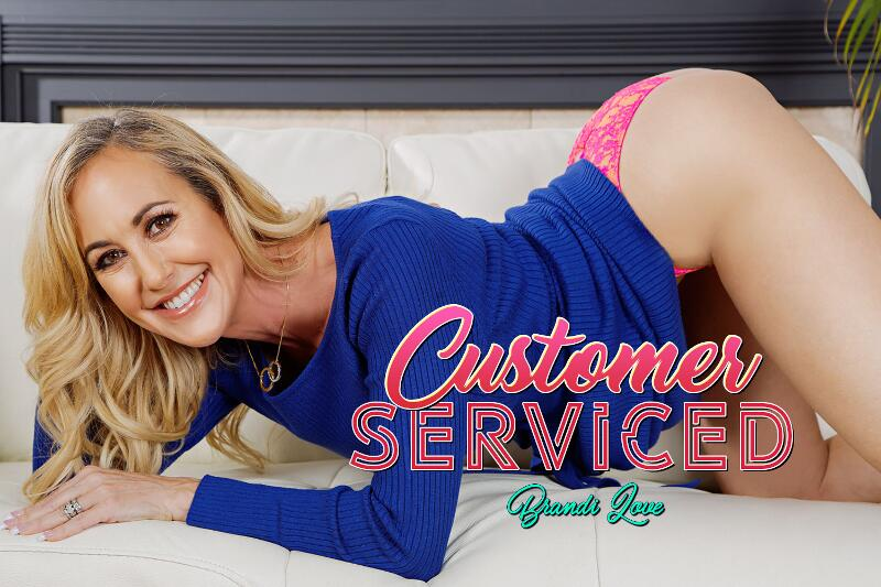 Customer Serviced feat. Brandi Love - VR Porn Video