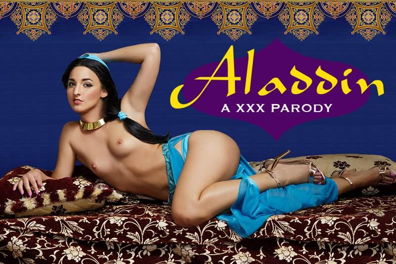 Aladdin XXX Parody feat. Amirah Adara - VR Porn Video