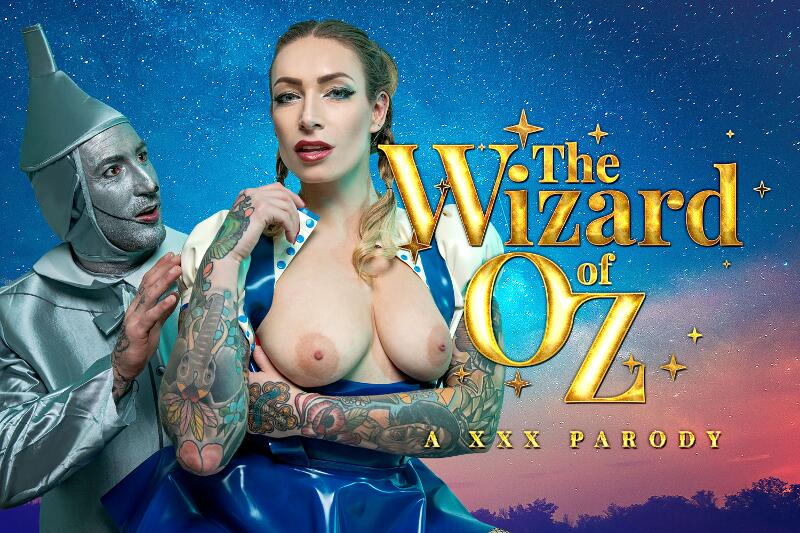 The Wizard of Oz A XXX Parody feat. Ava Austen - VR Porn Video
