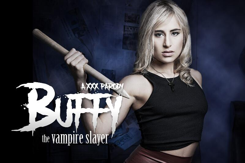 Buffy The Vampire Slayer A XXX Parody feat. Lindsey Cruz - VR Porn Video
