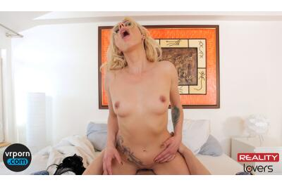 From Soft To Hard - Brittany Bardot - VR Porn - Image 19