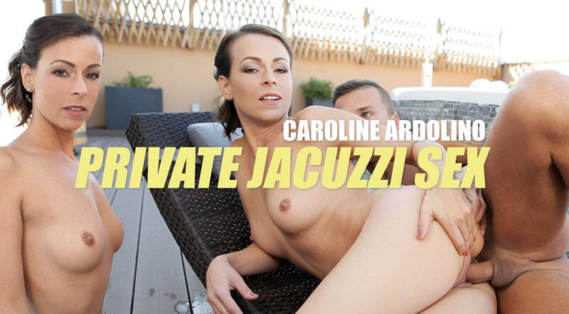 Private Jacuzzi Sex feat. Caroline Ardolino - VR Porn Video