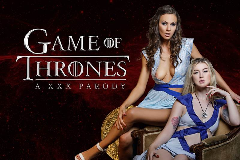 Game of Thrones A XXX Parody feat. Misha Cross, Tina Kay - VR Porn Video
