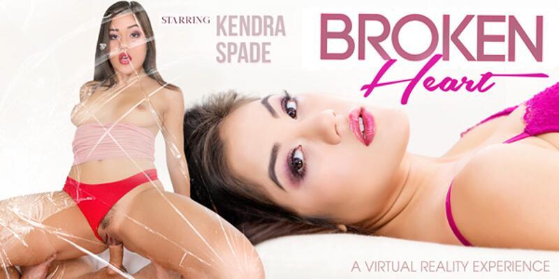 Broken Heart feat. Kendra Spade - VR Porn Video