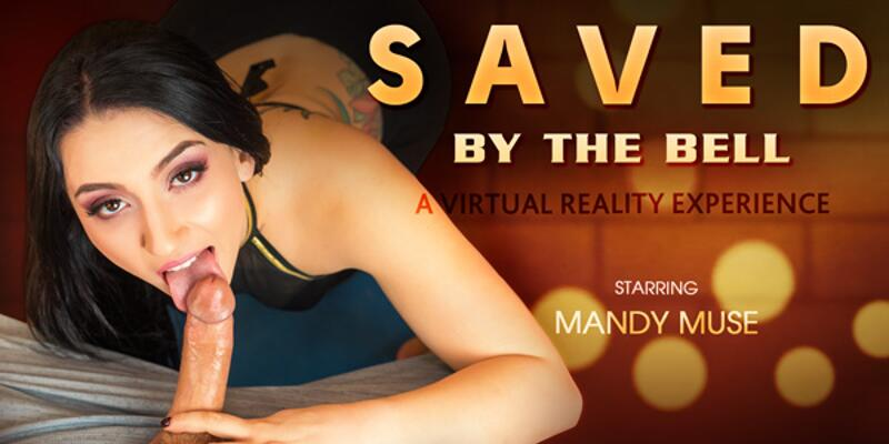 Saved by the Bell feat. Mandy Muse - VR Porn Video