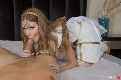 Luxana Crownguard A XXX Parody - Ashley Lane - VR Porn - Image 1