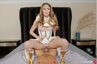 Luxana Crownguard A XXX Parody - Ashley Lane - VR Porn - Image 3