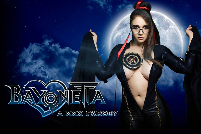 Bayonetta A XXX Parody feat. Marta LaCroft - VR Porn Video