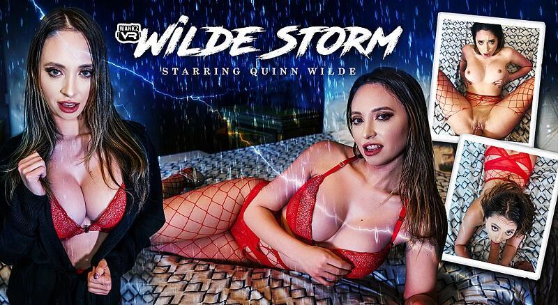 Wilde Storm feat. Quinn Wilde - VR Porn Video