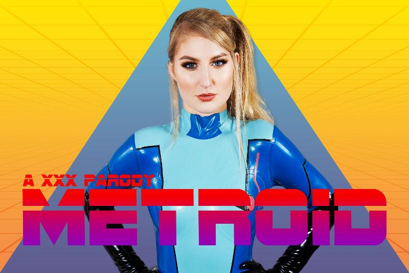 Metroid A XXX Parody feat. Lila Frey - VR Porn Video