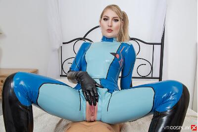 Metroid A XXX Parody - Lila Frey - VR Porn - Image 3