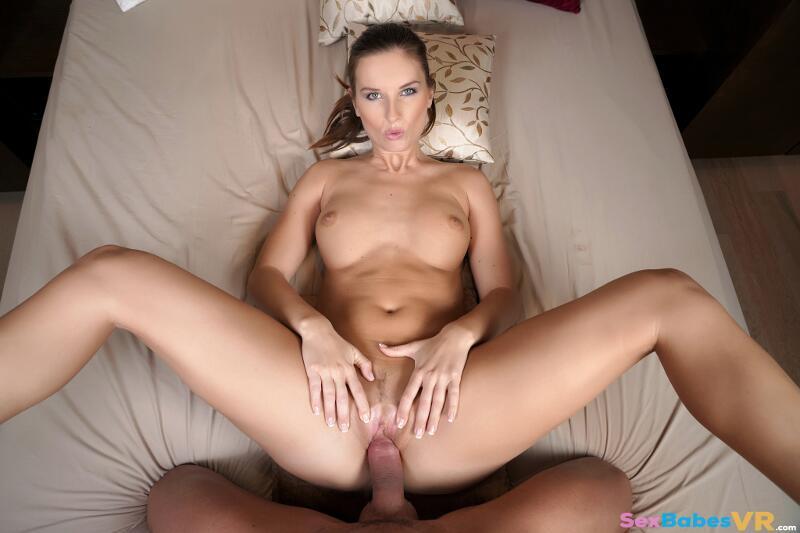 A Sensual Touch - Jennifer Jane - VR Porn - Image 7