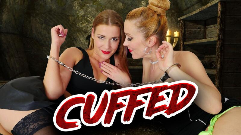 Cuffed feat. Alexis Crystal, Mandy Paradise - VR Porn Video