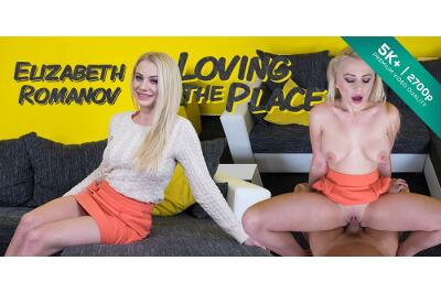 Loving the Place - Elizabeth Romanov - VR Porn - Image 1