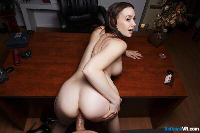 Proving Your Worth - Chanel Preston - VR Porn - Image 42