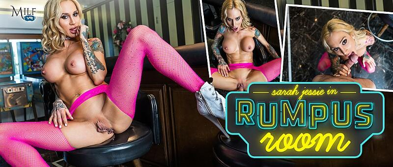 Rumpus Room feat. Sarah Jessie - VR Porn Video