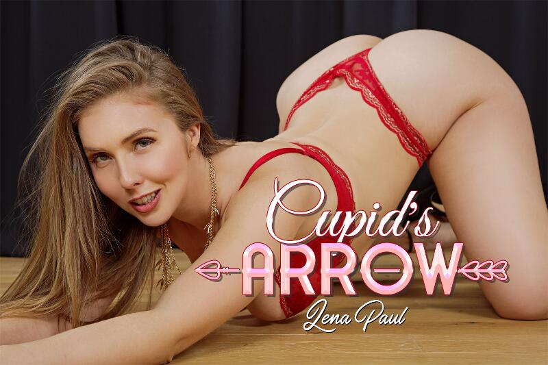 Cupid's Arrow feat. Lena Paul - VR Porn Video