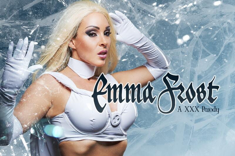 Emma Frost A XXX Parody feat. Victoria Summers - VR Porn Video