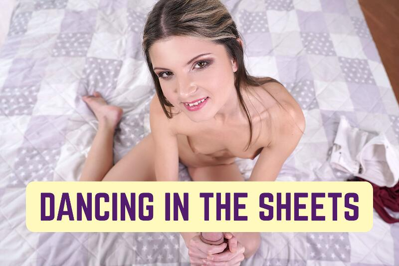 Dancing in the Sheets feat. Gina Gerson - VR Porn Video